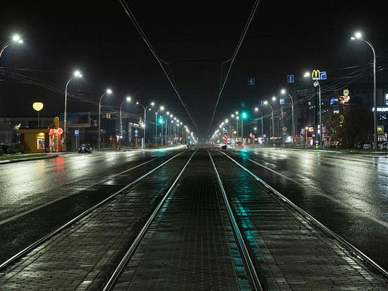 Завершилась модернизация уличного освещения в одном из районов Кемерова