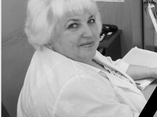 Врач-инфекционист скончалась в Великолукском COVID-центре