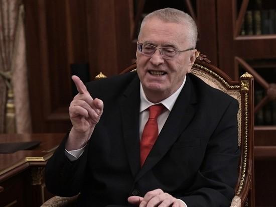 Жириновский предсказал исчезновение шенгена из-за коронавируса