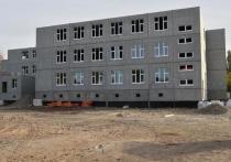 В Астрахани строится новый детский сад на 140 мест