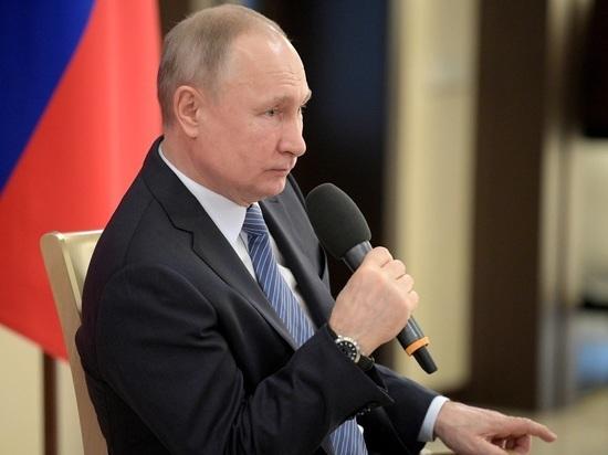 Путин назвал условия поддержки кинопрокатчиков