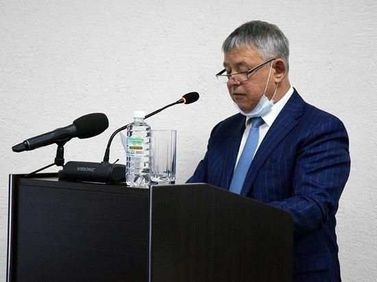 Глава Мегиона доложил губернатору об итогах работы за минувшие годы