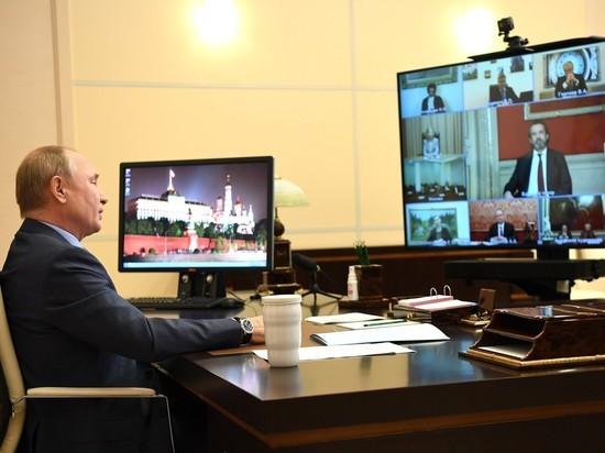 На встрече с деятелями культуры Путину рассказали о педофиле Карлсоне - МК
