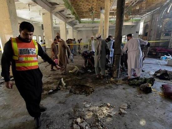 В Пакистане совершен теракт