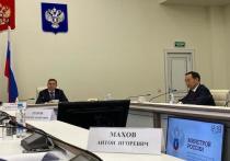 Айсен Николаев и Владимир Якушев обсудили выделение средств на инфраструктуру в новых кварталах Якутска и Нерюнгри