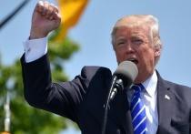 Взломали сайт предвыборного штаба Трампа