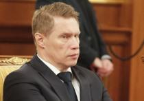 Мурашко отреагировал на скандал со скорыми у омского Минздрава