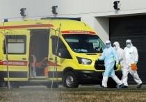 В России побит рекорд по числу смертей от коронавируса за сутки