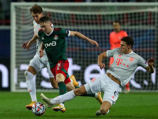 Уткин раскритиковал Семина после матча «Локомотива» с «Баварией»