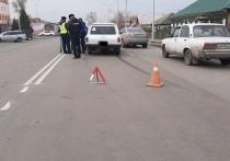 В Абакане 9-летний мальчик попал под колеса автомобиля
