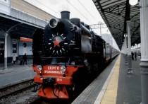«Поезд Победы» прибудет в Хабаровск