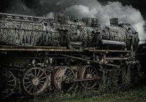 Пожар стал причиной задержки пассажирского поезда «Новокузнецк - Санкт-Петербург»