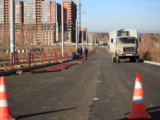 Эксперты ОНФ снова проверили иркутские дороги в Ново-Ленино