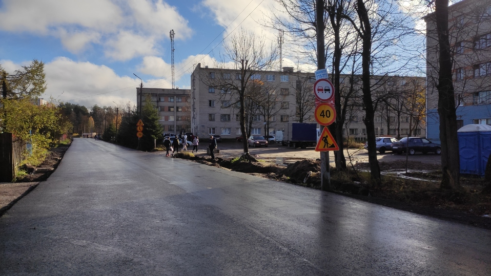 Псковские улицы Харченко и Лесную отремонтируют до 15 ноября, фото-2