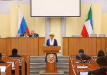 Представители в Совете Федерации от Хакасии теперь будут не члены, а сенаторы
