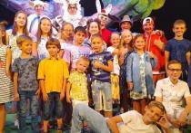 Донецкая театральная школа отметила 5-летний юбилей