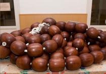 В Улан-Удэ хранятся чётки весом 350 кг