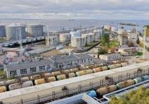 Объем перевалки нефтепродуктов из России сокращается