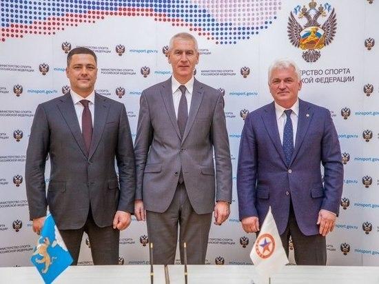 Школьную лигу самбо будут формировать в Псковской области