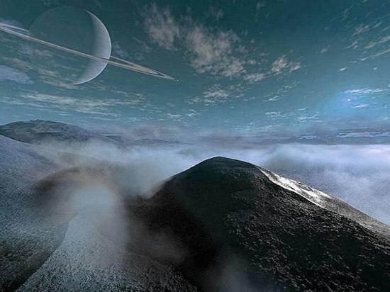 Странную органическую молекулу, которой нет на Земле, нашли на Титане
