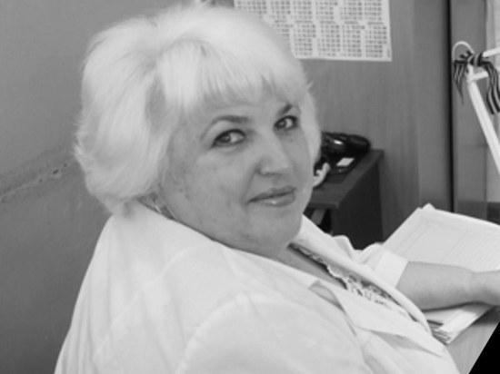 27 октября в возрасте 57 лет от коронавируса скончалась врач-инфекционист из Невеля Валентина Станак. Как ее вспоминают пациенты