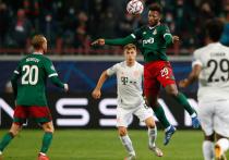«Локомотив» едва не отнял очки у «Баварии»
