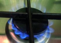 Природный газ подешевел на 12,2%