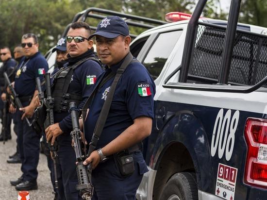 В Мексике найдено тайное захоронение 59 человек