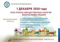 Костромичей призывают заплатить налоги до 1 декабря