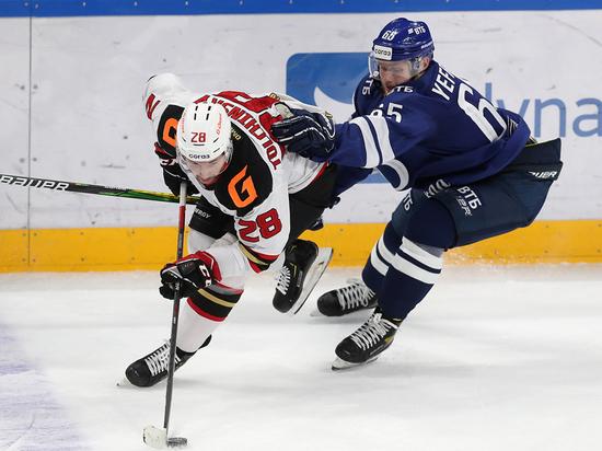 Омский «Авангард» потерпел четвертое поражение в 5 матчах