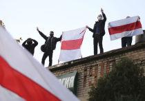 Влияние России в соседней Белоруссии минимально, в то время как волн протестов только начинает подниматься, заявила «Украина