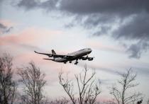 Самолет из Оренбурга не смог вылететь в Москву