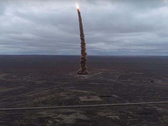 Опубликована видеозапись испытаний новой российской противоракеты