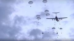 Видео: рязанские десантники вернулись из горно-полевого выхода