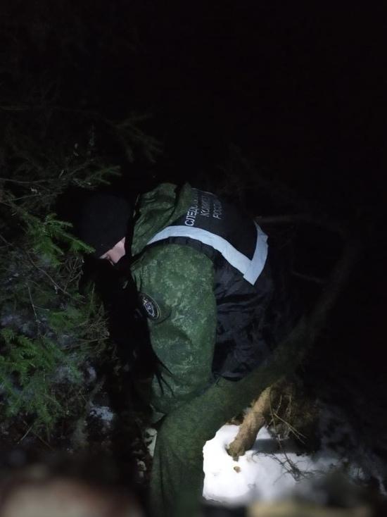 В лесу в Омутнинском районе обнаружили убитого мужчину