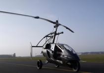В Нидерландах создан и официально зарегистрирован первый летающий автомобиль! Новинка, названная «Liberty», вскоре получит возможность ездить и летать по дорогам Европы