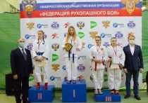 Костромские рукопашники заняли вторые места на чемпионате России