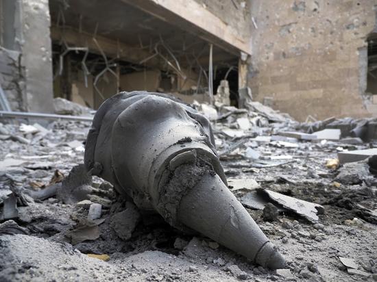 В Баку заявили об отступлении и больших потерях армянских войск