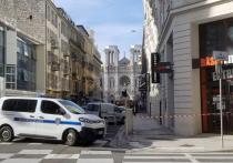Франция вновь столкнулась с террористической жестокостью