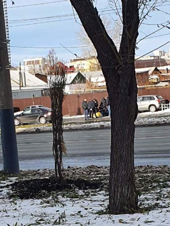 Стали известны подробности суицида челябинки на улице