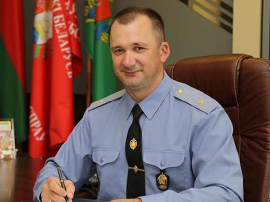 Глава МВД Юрий Караев, заявивший намедни об идущей в стране «войне», отправлен Александром Лукашенко в качестве своего представителя на усиление пограничной Гродненской области