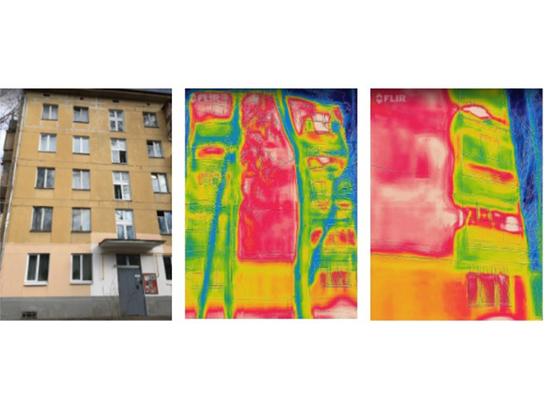 Квартиры в «хрущевках» в отопительный сезон большую часть тепла отдают на улицу