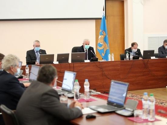 В Псковской области появилась новая схема избирательных округов