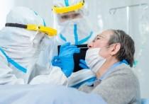 Северная столица и Ленинградская область ежедневно обновляют антирекорды по заболеваемости новой коронавирусной инфекцией