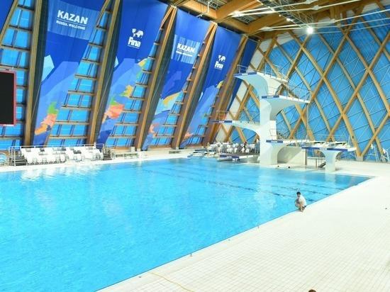 В Казани пройдет Кубок Президента РТ по прыжкам в воду