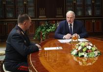 Президент Белоруссии Александр Лукашенко сменил министра внутренних дел страны