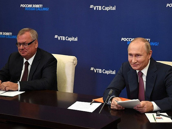 9dbfab26a8b04f0d7efd6d1dca58ce53 - ВТБ привлек в инфраструктуру сотни миллиардов рублей