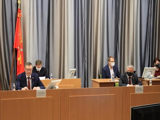 Льготы и доходы: тульские парламентарии поддержали предпринимателей