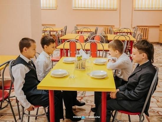 Чебоксарцы поддержали введение «шведского стола» в школах