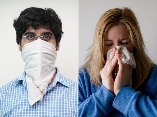В Роспотребнадзоре напомнили различия между коронавирусом и гриппом